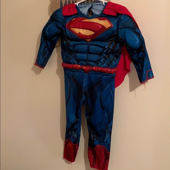 Other - 2T Super man costume!!